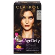 Clairol Age Defy Medium Golden Brown 5G Permanent Hair Color