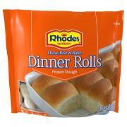 Rhodes White Dinner Rolls