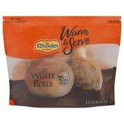 Rhodes Soft White Dinner Rolls