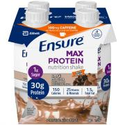 Ensure Max Cafe Mocha Protein Nutrition Shake