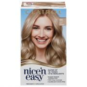 Nice & Easy 9A Light Ash Blonde Permanent Hair Color