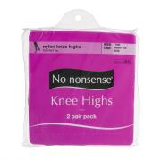 No nonsense Tan Knee Highs
