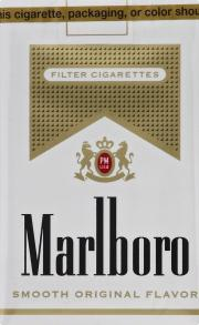 Marlboro Gold King Soft Pack Cigarettes