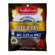 Bridgford Sweet Baby Ray's Honey Barbecue Beef Jerky