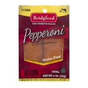 Bridgford Thin Sliced Pepperoni
