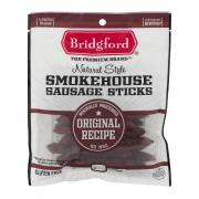 Bridgford Smokehouse Sausage Sticks Original Recipe