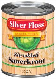 Silver Floss Sauerkraut