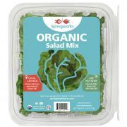 Springworks Farm Organic Salad Mix