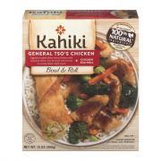 Kahiki General Tao's Chicken & Chicken Egg Roll Bowl