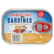 Chicken of the Sea Sardines in Mustard Sauce