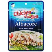 Chicken of the Sea White Albacore Tuna in Water Pouch