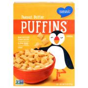 Barbara's Bakery Peanut Butter Puffins Cereal