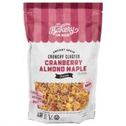 Bakery on Main Gluten Free Nutty Cranberry Granola