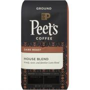 Peet's Coffee House Blend Ground Coffee