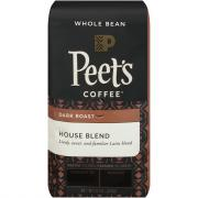 Peet's Coffee House Blend Whole Bean Coffee