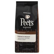 Peet's Coffee French Roast Ground Coffee