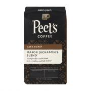 Peet's Coffee Major Dickason's Blend Ground Coffee