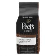 Peet's Coffee French Roast Whole Bean Coffee