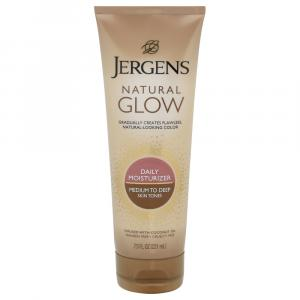 Jergens Natural Glow Daily Moisturizer Medium Tan