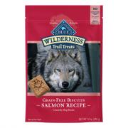 Blue Buffalo Wilderness Trail Treats Salmon Recipe Biscuits