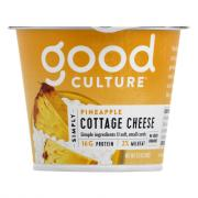 Good Culture Simply Cottage Cheese with Pineapple