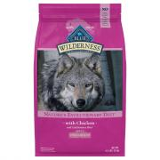 Blue Buffalo Wilderness Small Breed Adult Dog Food