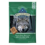 Blue Buffalo Wilderness Trail Treats Duck Recipe Biscuits