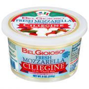 BelGioioso Fresh Mozzarella Ciliegine Cup