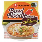 Nong Shim Shin Spicy Chicken Noodle Bowl