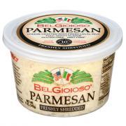 BelGioioso Shredded Parmesan Cheese