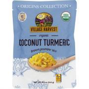 Village Harvest Organic Coconut Turmeric