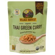 Village Harvest Organic Thai Green Curry