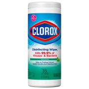 Clorox Fresh Scent Disinfecting Wipes