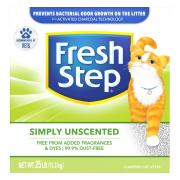 Fresh Step Multi Cat Unscented Scoop Litter