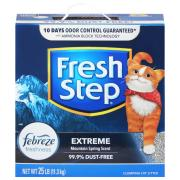 Fresh Step Exreme Odor Control Cat Litter