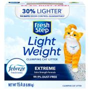 Fresh Step Light Weight Extreme