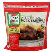 Jones Pork Sausage Links Fully Cooked