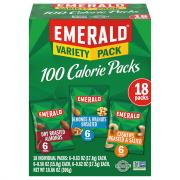 Emerald 100 Calorie Variety Packs