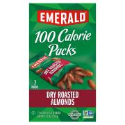 Emerald 100-Calorie Dry Roast Almonds