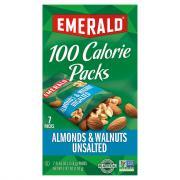 Emerald 100-Calorie Natural Walnuts & Almonds