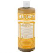 Dr. Bronner's Hemp Citrus Pure-Castile Soap