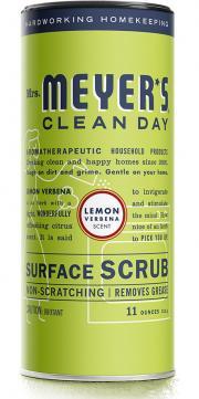 Mrs. Meyers Lemon Verbena Surface Scrub
