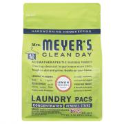 Mrs. Meyer's Laundry Pods Lemon Verbena
