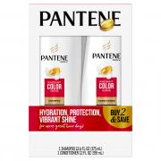 Pantene Radiant Color Shine Shampoo and Conditioner