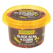 Garden Fresh Gourmet Black Bean & Corn Salsa