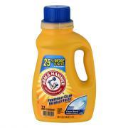 Arm & Hammer 2x Clean Burst Liquid Laundry Detergent
