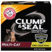 Arm & Hammer Clump and Seal Multi Cat