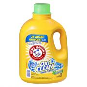 Arm & Hammer Clean Meadow Plus Oxiclean Liquid Detergent