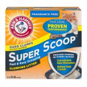 Arm & Hammer Superior Scoop Cat Litter