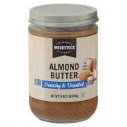 Woodstock Farms Crunchy Almond Butter